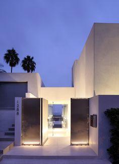 Modern Masterpiece in Beverly Hills