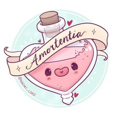 Aka the worlds strongest love potion feel like it's appropriate for before Valentine's Day ✨which potion next? Also the randomly selected winners of a custom chibi portrait for my 5 Magia Harry Potter, Cute Harry Potter, Harry Potter Pictures, Harry Potter Fan Art, Harry Potter Characters, Harry Potter Fandom, Harry Potter Universal, Harry Potter Memes, Harry Potter World