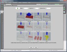 CNC Software: CAM Software, Simulators, Editors and Utilities