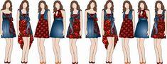Rumah Jahit Aisha Zahran: Cara Membuat Pola Praktis Sewing Clothes Women, Sewing Blouses, Linen Shirt Dress, Batik Dress, Pattern Cutting, Dress Sewing Patterns, Love Sewing, Pants Pattern, Fashion Sewing