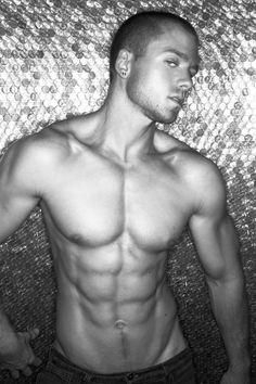 Steven Dehler abs model
