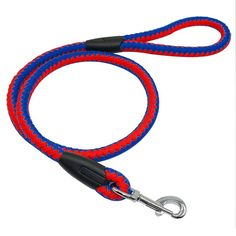 Didog® Braided Nylon Rope Dog Pet Training Leash Lead Heavy Duty *** See this great product. (This is an Amazon affiliate link)