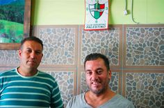 Chiliens d'origine palestinienne