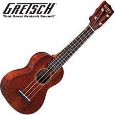 Gretsch G9100 Soprano Standard Ukulele med gigbag  | Gitarer og musikkutstyr