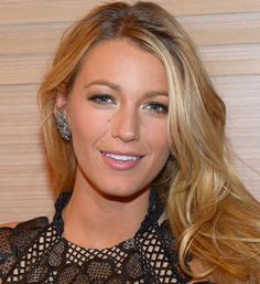 Blake Lively Make Up Tutorial: Beauty Blogger Tanya Burr Tells Us How To Get The Gossip Girl's Signature Look   Grazia Beauty