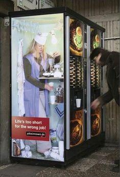 Guerrilla Marketing. jobsintown.de