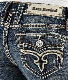 Just in! Girls Buckle jeans: Rock Revival, Miss Me, Big Star ...