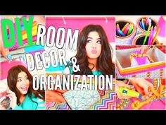 DIY Summer Inspiration + Fun Things to do! | What to Do When You're Bored! - YouTube