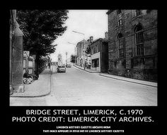 BRIDGE STREET, 1970