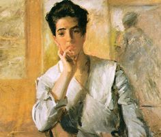 William Merritt Chase 1849-1916 | American Impressionist painter