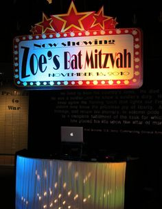 Red Carpet Bat Mitzvah First City Events Zoe S Party