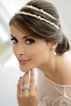 Graciella Starling - Hair Wedding - Fascinators