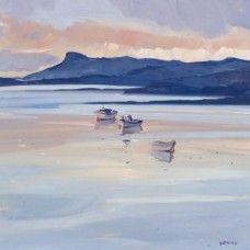 Lin Pattullo - Towards Eigg and Rhum