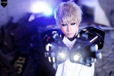 Genos | One Punch Man by reika2011  #genos #onepunchman #cosplay #animecosplay