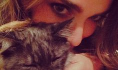 Nikki Reed and Ian Somerhalder adopt a homeless kitten together