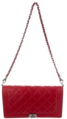 608223b9fe6894 31 Best All about Chanel Woc images | Chanel woc, Shoulder bags, Chains