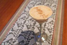 Brandy alexander cocktail - Luscious cocktails: Brandy Alexander