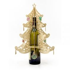Wine Topper (Christmas Edition) 3d puzzle_1