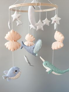 Fantastic baby nursery tips are readily available on our internet site. Ocean Themed Nursery, Sea Nursery, Whale Nursery, Baby Girl Nursery Themes, Nursery Decor Boy, Mermaid Nursery Theme, Sea Turtle Nursery, Nurseries Baby, Nursery Neutral