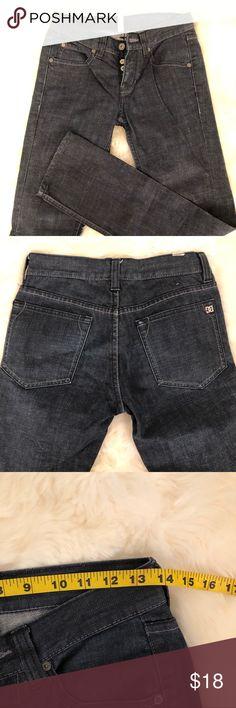 01a96ffc1e5e Boys DC Button Fly Jeans Like new Boys DC Button Fly Jeans. Size 14 DC