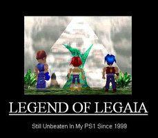 Legend Of Legaia by HazuHazuChan