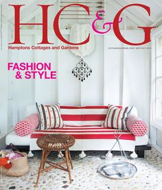 HCG Sep Oct Cover Featuring The Decorating Duo Design House