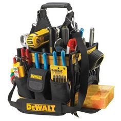 DeWALT 11-in Electrical and Maintenance Tool Bag - Google Search