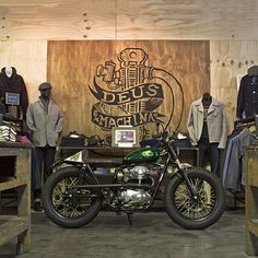 deus machina! Every time I go to Sydney I have to stop in. Wish the was one close to me in Ontario