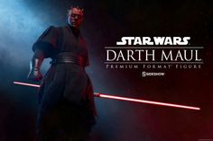 DARTH MAUL | Preview | STAR WARS | Episode I : The Phantom Menace (1999) | Sideshow Collectibles Figures