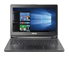 The Asus Q302UA-BHI5T20 13.3-inch Touch-Screen Laptop provides smooth performance with a convertible 2-in-1 design for maximum flexible to use. Great for portability, student, home office, entertainment and productivity tasks. Featuring a 360-degree hinge design that can be flip the screen at any angle from 0 to 360 degrees. That you can switch between a laptop, stand, tent and tablet mode with ease.