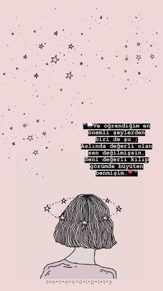 Sena 💜 Instagram Blog, Instagram Story Ideas, Screen Wallpaper, Galaxy Wallpaper, Most Beautiful Love Quotes, Good Sentences, Watercolor Wallpaper, My Philosophy, Quote Backgrounds
