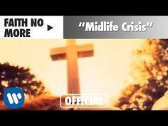 Faith No More - Midlife Crisis (Official Music Video) - (1992)