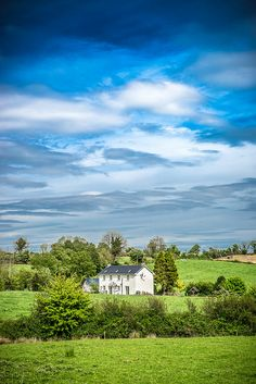 The house in the countryside, Ireland.
