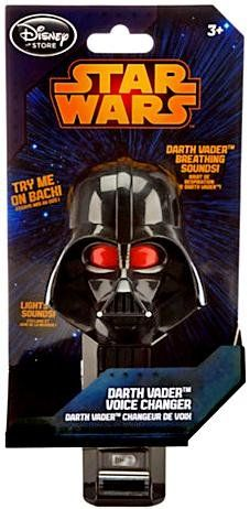 Star Wars Disney Exclusive Darth Vader Voice Changer @ niftywarehouse.com #NiftyWarehouse #Geek #Products #StarWars #Movies #Film
