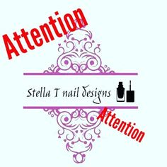 """Attention!!! 🚨🚨🚨🔔🔔📢📢  """"Stella T nail designs"""" is finally expanding !! All my nail designs plus nail art tutorials will be also available on my other social media: Instagram: @stellatnaildesigns Facebook: @Stellatnails YouTube :@ Stella T  Pinterest : @ Stella T nail designs I have also created a youtube channel where I will upload nail art tutorials and videos. STAY TUNED FOR MORE MY STARS ! 💅💓💞💟🌌🌌 Stay Tuned, Art Tutorials, Nail Designs, Channel, Nail Art, Social Media, Facebook, Photo And Video, Stars"""