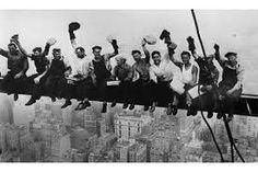Risultati immagini per photo of workers on skyscraper