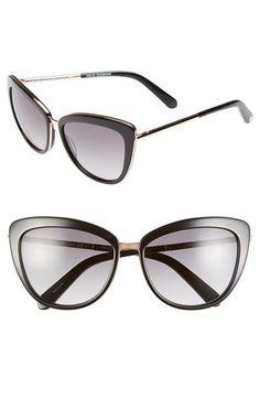 kate spade new york 'kandi' 56mm cat eye sunglasses available at #Nordstrom