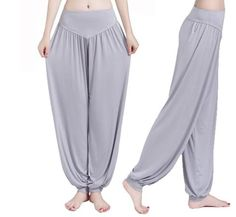 Women Sport Yoga Pants High waist Dancing Trouser
