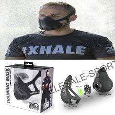 Fast shipping 2017 Phantom Athletics Training Mask for High Quality Training 2.0 Supplies Equipment popular Mask ELESALE SPORT