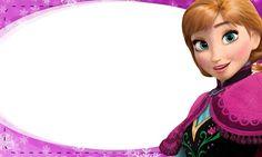 Etiqueta-Escolar-Personalizada-Anna-Frozen - Etiquetas escolares de Elsa y Anna para descargar gratis - Stickers etiquetas cuaderno Frozen