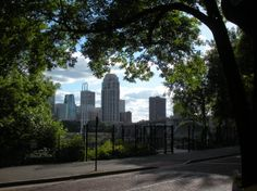 Minneapolis - Photo taken from St. Anthony on Main