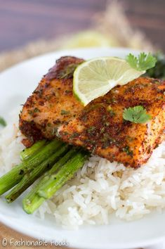 10 Most Misleading Foods That We Imagined Were Being Nutritious! Cod Filets Are Rubbed With A Flavorful Spice Mixture Before Roasting To Perfection. Top This Roasted Chili-Lime Cod Is With A Delicious Lime-Butter Sauce Cod Fish Recipes, Seafood Recipes, Gourmet Recipes, Cooking Recipes, Healthy Recipes, Grilled Cod Recipes, Cod Fillet Recipes, Cooking Games, Easy Cod Recipes