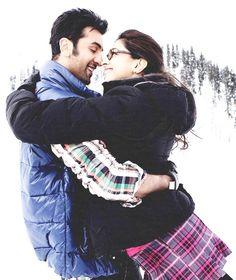 Deepika Padukone and Ranbir Kapoor in Yeh Jawaani Hai Deewani♥♥