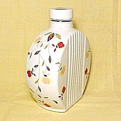 Hall Autumn Leaf Zephyr Water Bottle Jewel T Tea New. Please click the image for more information.