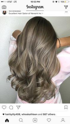 New hair styles