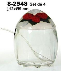 Mostrar detalles para Mermeladero fresas acrilico