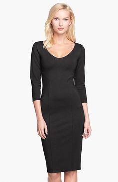 FELICITY & COCO Midi Sheath Dress (Nordstrom Exclusive) available at #Nordstrom