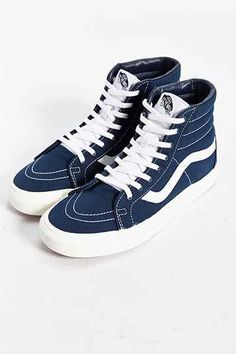 VEGAN sneakers  Vans Sk8-Hi Reissue Canvas Sneaker $60 - Urban Outfitters