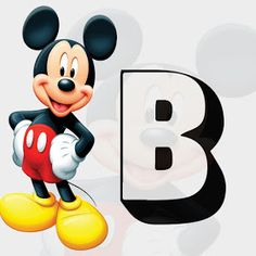 Monica Michielin Alphabets: ALFABETO MICKEY FUNDO CINZA JPG, MICKEY ALPHABET, #mickey, #love Mickey Mouse Banner, Minnie Mouse, Mikey, Mickey Mouse Wallpaper, Disney Characters, Fictional Characters, Lettering, Love, Ariel