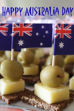 A multicultural Australia day celebration starting off with pumpernickel bread edam cheese and olives Soya Sauce Chicken, Chicken Sauce Recipes, Australia Day Celebrations, Australian Party, Edam Cheese, Happy Australia Day, Come Dine With Me, Celebration Day, Anzac Day